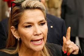 El Gobierno de Bolivia anuncia detención de la expresidenta Jeanine Áñez