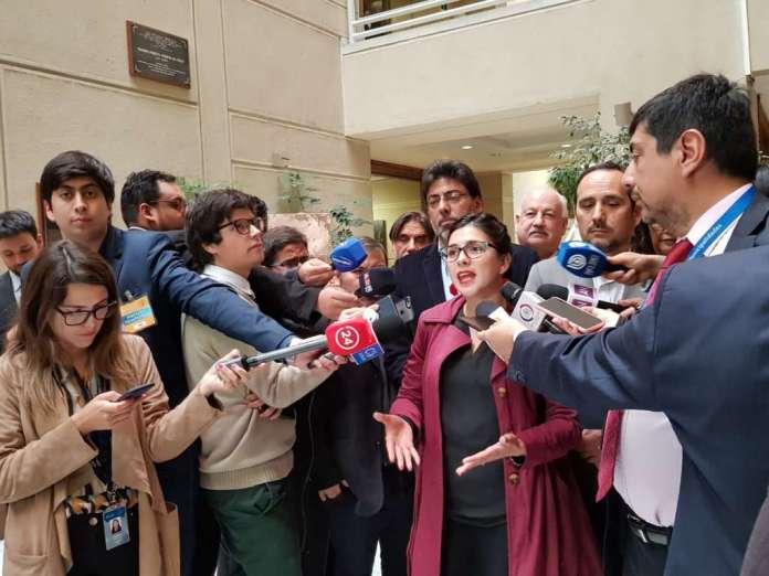 Diputada Karol Cariola: el pdte Piñera ha sido permanentemente una obstrucción para generar cambios como los que la ciudadanía demanda