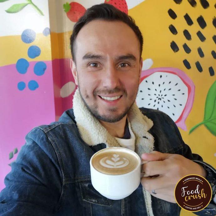 César Campos anunció el fin de su emprendimiento, venderá su cafetería