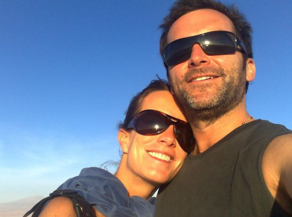 Cristian Sánchez compartió tierno recuerdo junto a Diana Bolocco