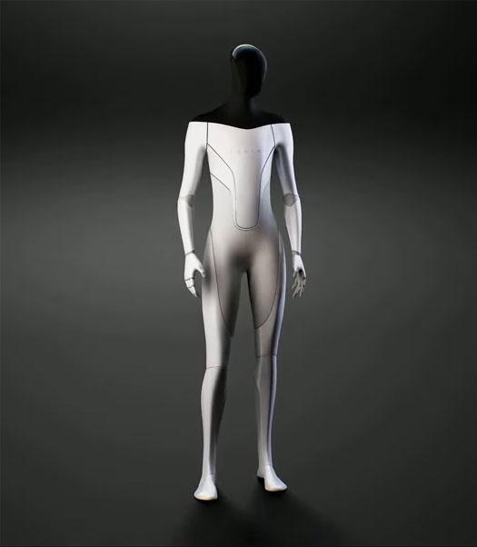 Elon Musk reveló al proyecto de su Robot Tesla, una máquina humanoide para realizar tareas por nosotros