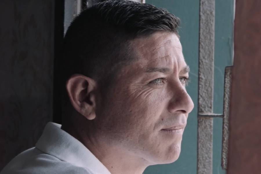 """""""Libre"""" estrena la historia del preso que aprendió a leer en la cárcel tras conocer el amor en Facebook"""