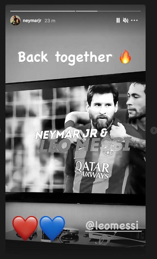 Lionel Messi es del PSG